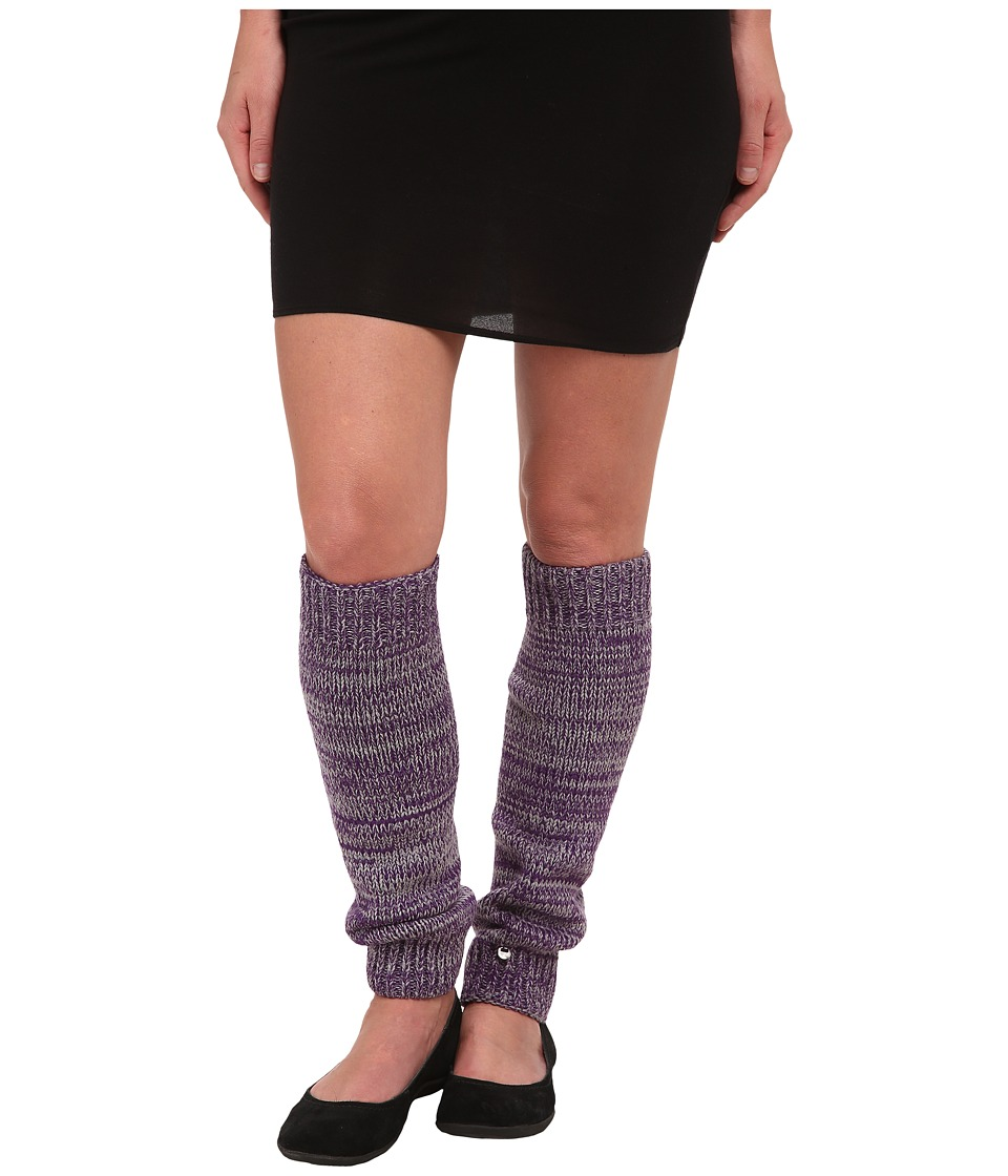 UGG - Classic Marled Leg Warmer (Grey Heather Multi) Women