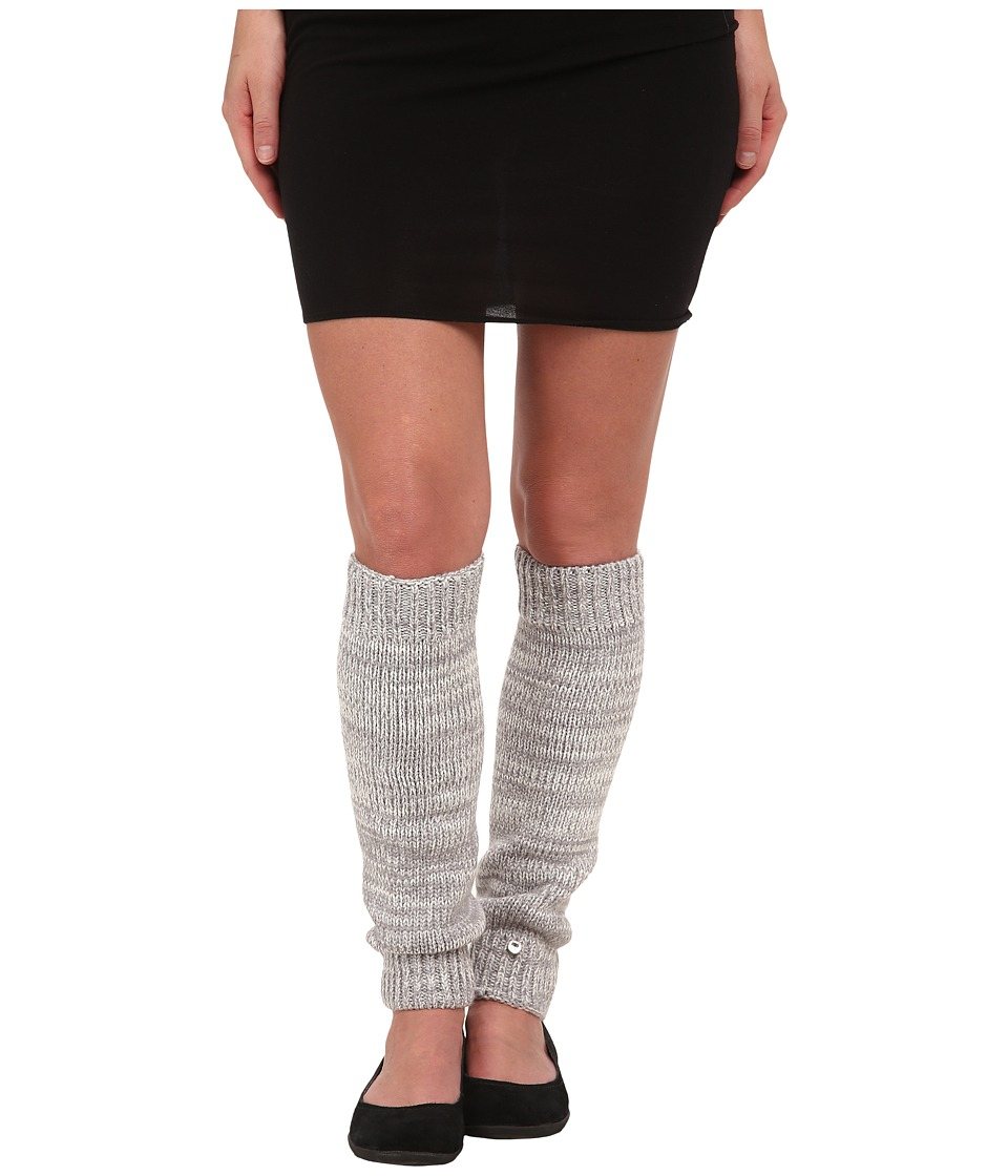 UGG - Classic Marled Leg Warmer (Sand Multi) Women's Knee High Socks Shoes