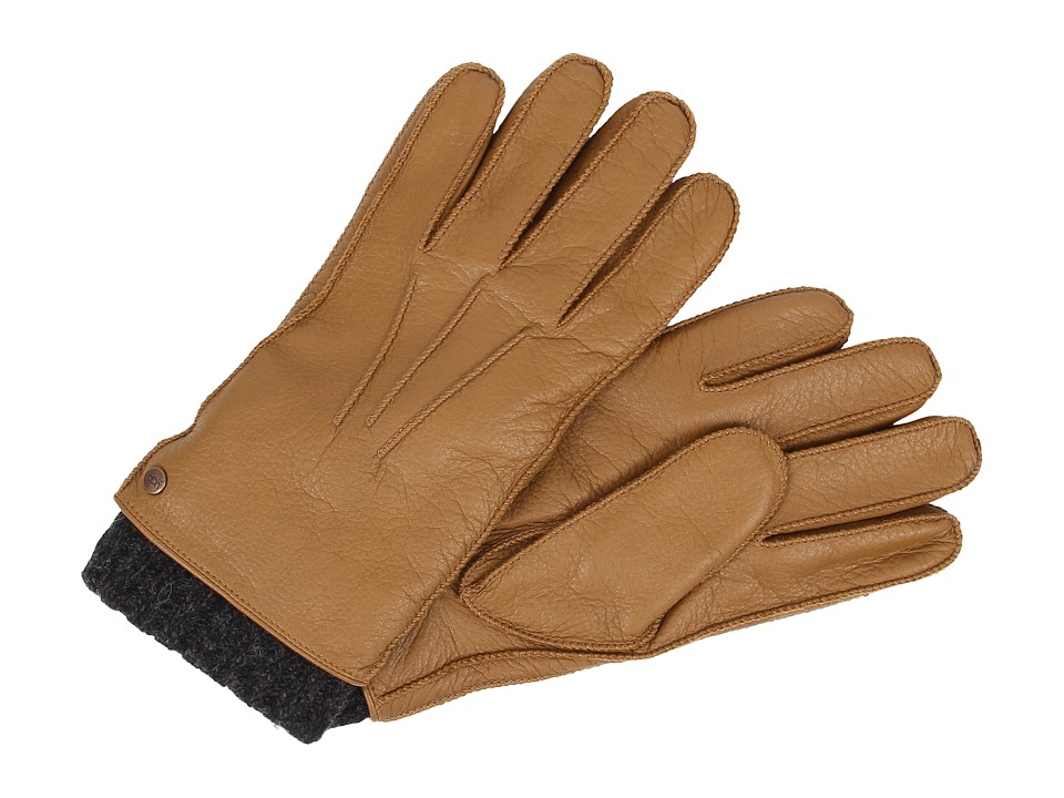 UGG - 2-in-1 Whipstitched Glove (Lodge Multi) Dress Gloves