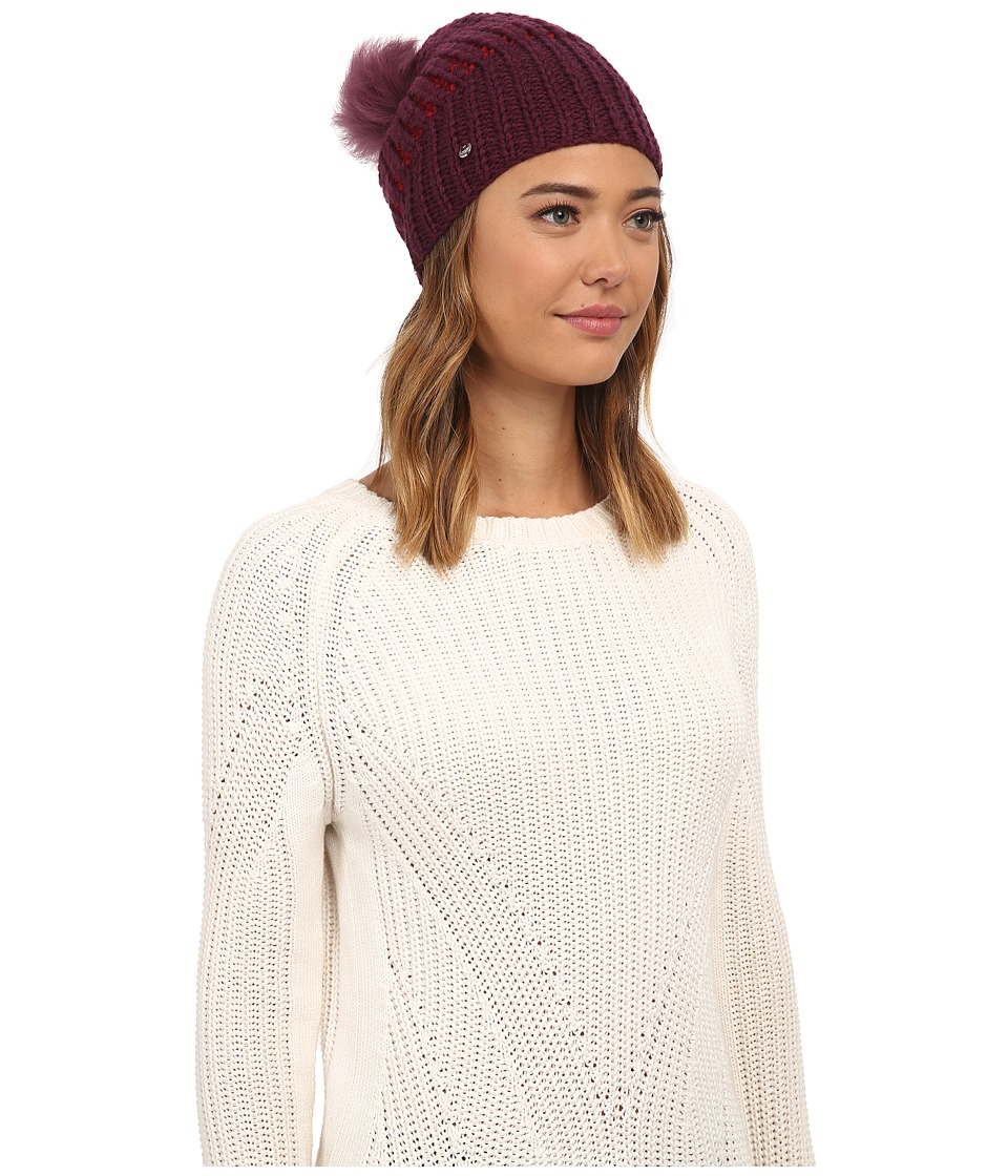 UGG - Cardy Block Beanie (Aster Multi) Beanies