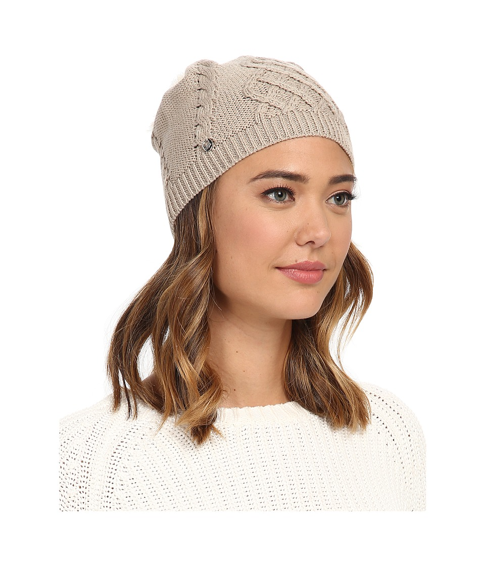 UGG - Isla Lurex Beanie w/ Fur Pom (Moonlight Multi) Beanies