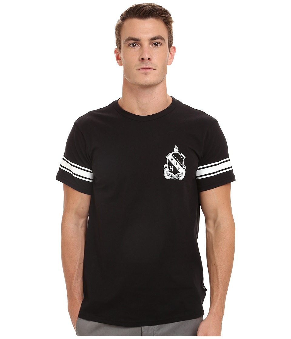 HUF - Torch Tee (Black) Men's T Shirt