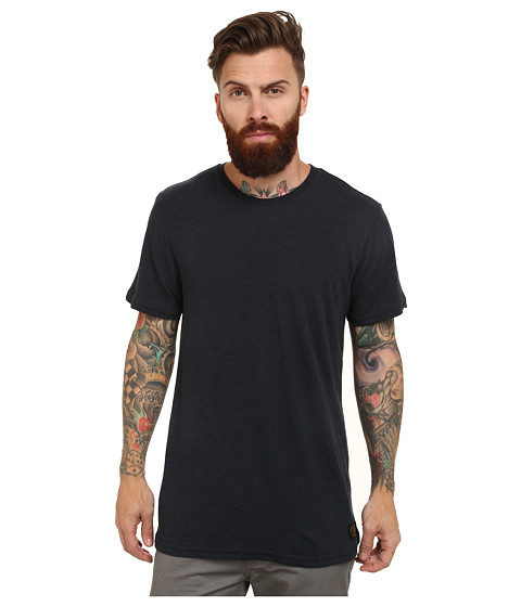 HUF - Standard Issue Tee (Navy) Men's T Shirt