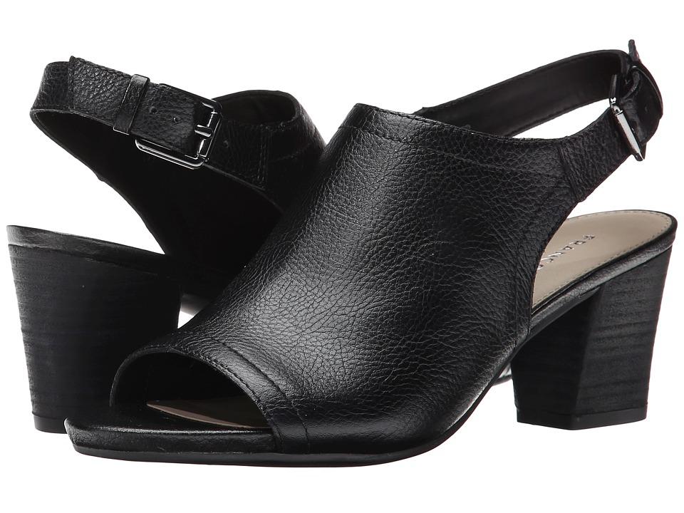 Franco Sarto - Monaco (Black Soft Nappa) High Heels
