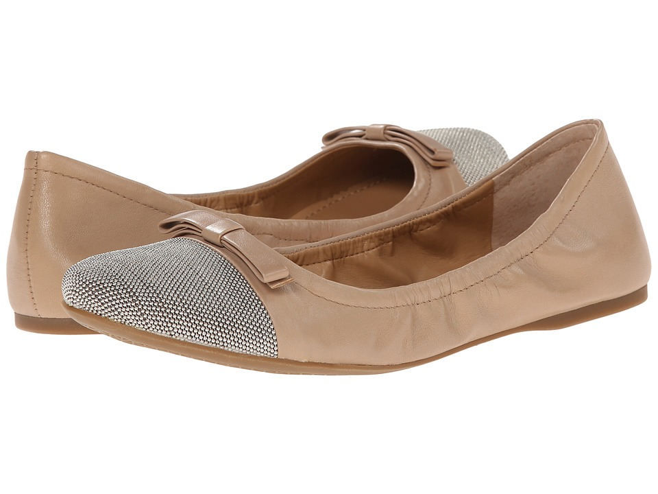 Franco Sarto Centara (Nude Leather) Women