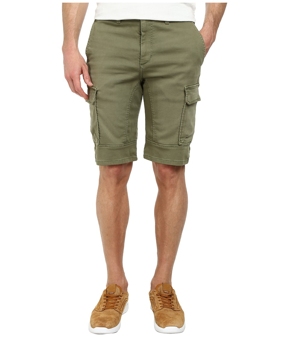 Joe's Jeans - Cargo Jogger Shorts (Military) Men's Shorts