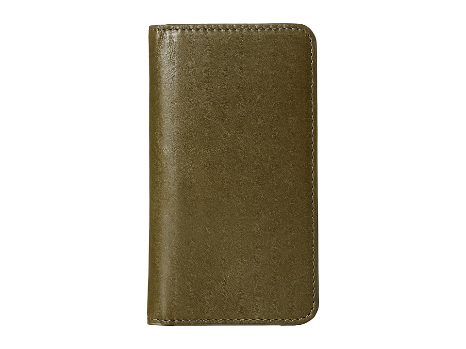 Fossil - iPhone 6 Wallet (Olive) Cell Phone Case