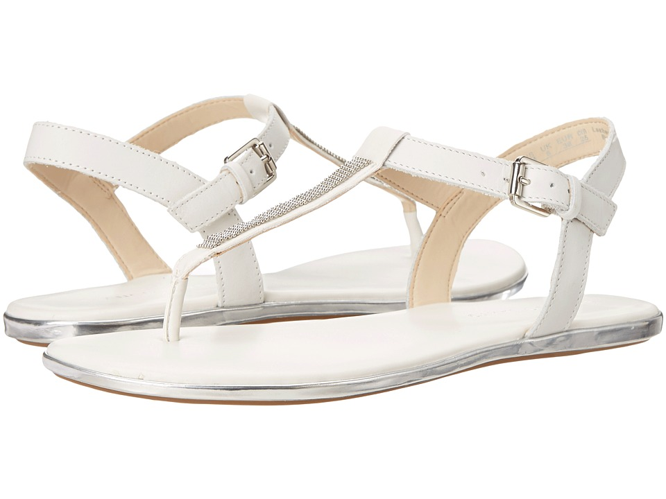 Franco Sarto - Adria (White Leather) Women's Shoes