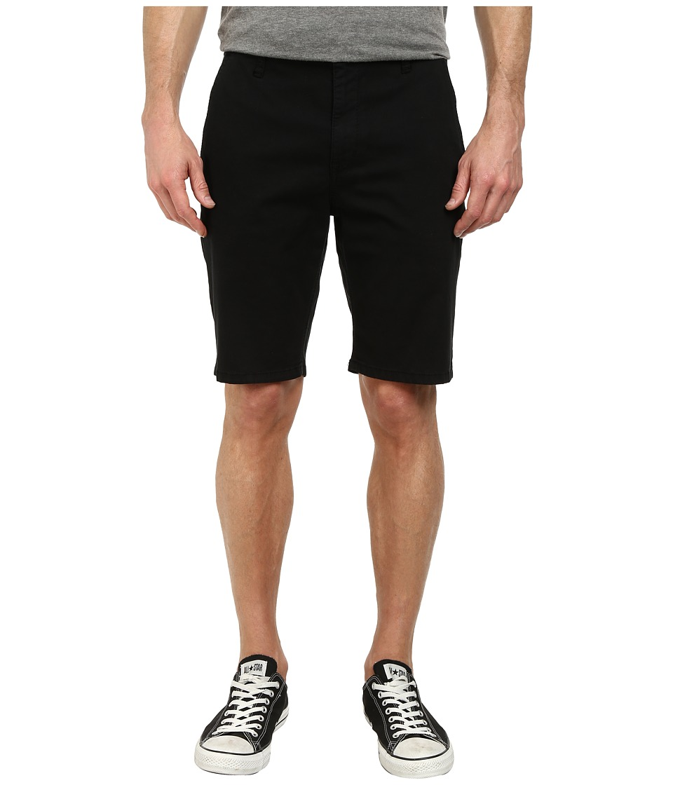 Joe's Jeans - Brixton Trouser Shorts (Jet Black) Men's Shorts