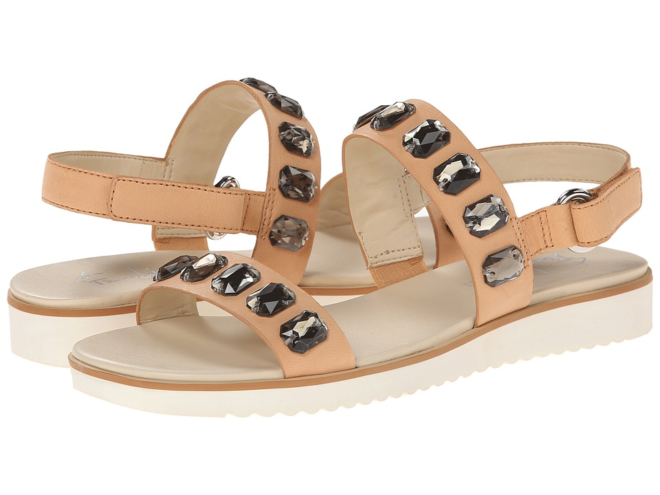 Franco Sarto - Diamante (Sandy Beach Leather) Women's Slip-on Dress Shoes
