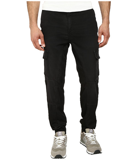 Joe's Jeans - Cargo Jogger (Jet Black) Men's Casual Pants