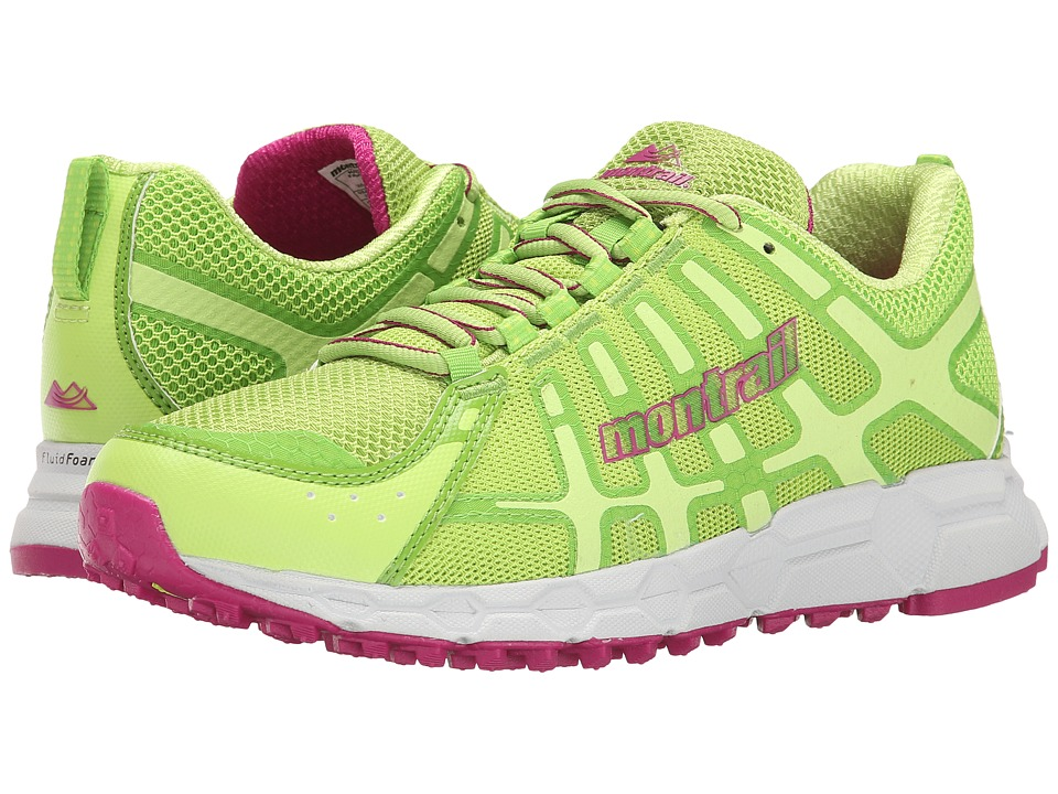 Montrail - Bajada II (Fission/Deep Blush) Women