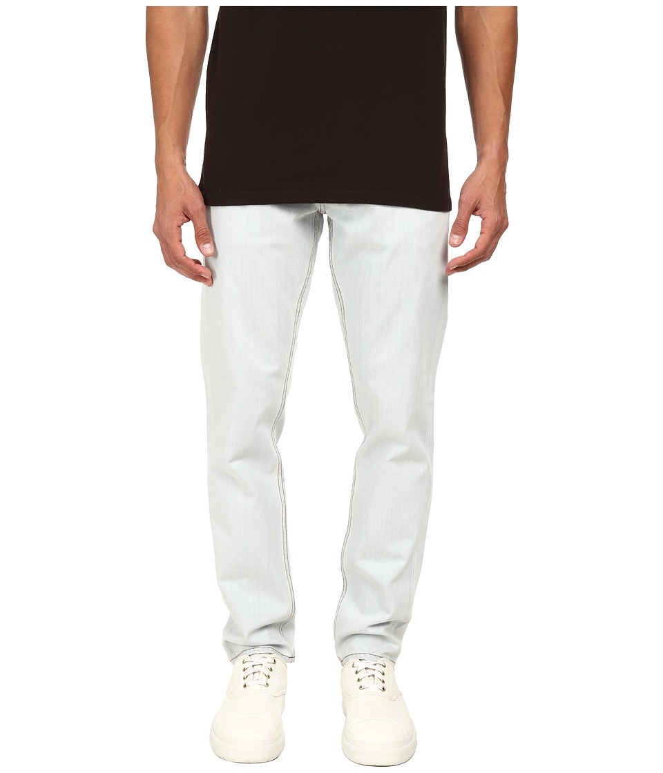 Marc by Marc Jacobs - MJ117 Slim Tapered Denim (Bleach Out Indigo) Men