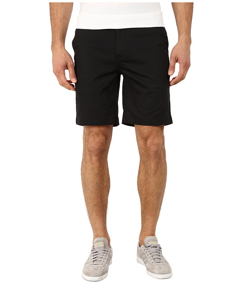 HUF - Fulton Chino Shorts (Black) Men's Shorts