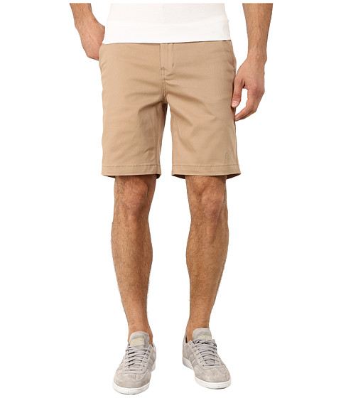 HUF - Fulton Chino Shorts (Khaki) Men's Shorts