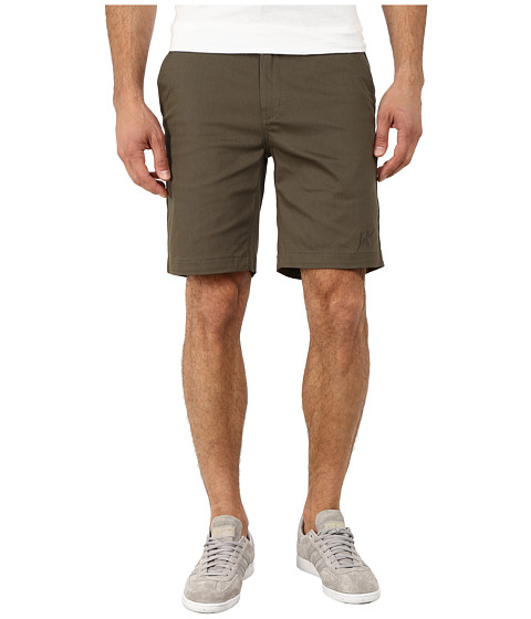 HUF - Fulton Chino Shorts (Military) Men