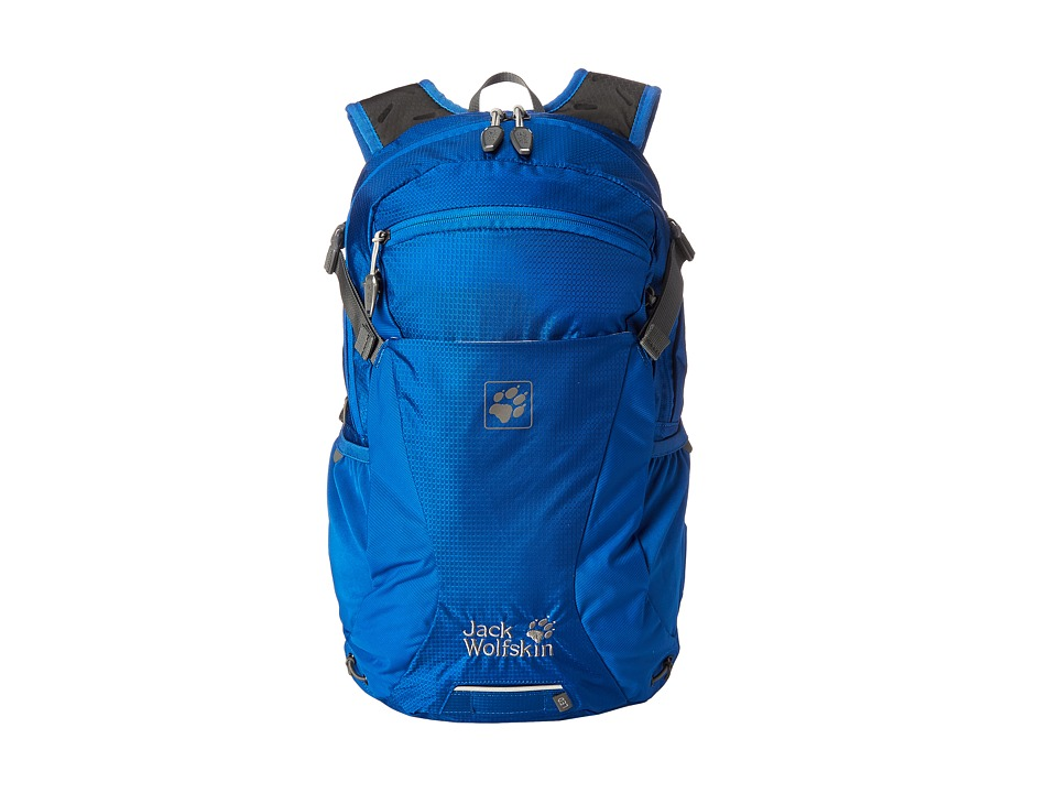Jack Wolfskin - Moab Jam 24 (Classic Blue) Backpack Bags