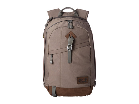 Jack Wolfskin - Kings Cross (Siltstone) Backpack Bags