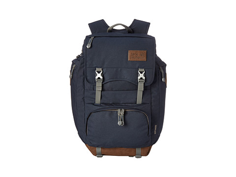 Jack Wolfskin - Northwood (Night Blue) Backpack Bags