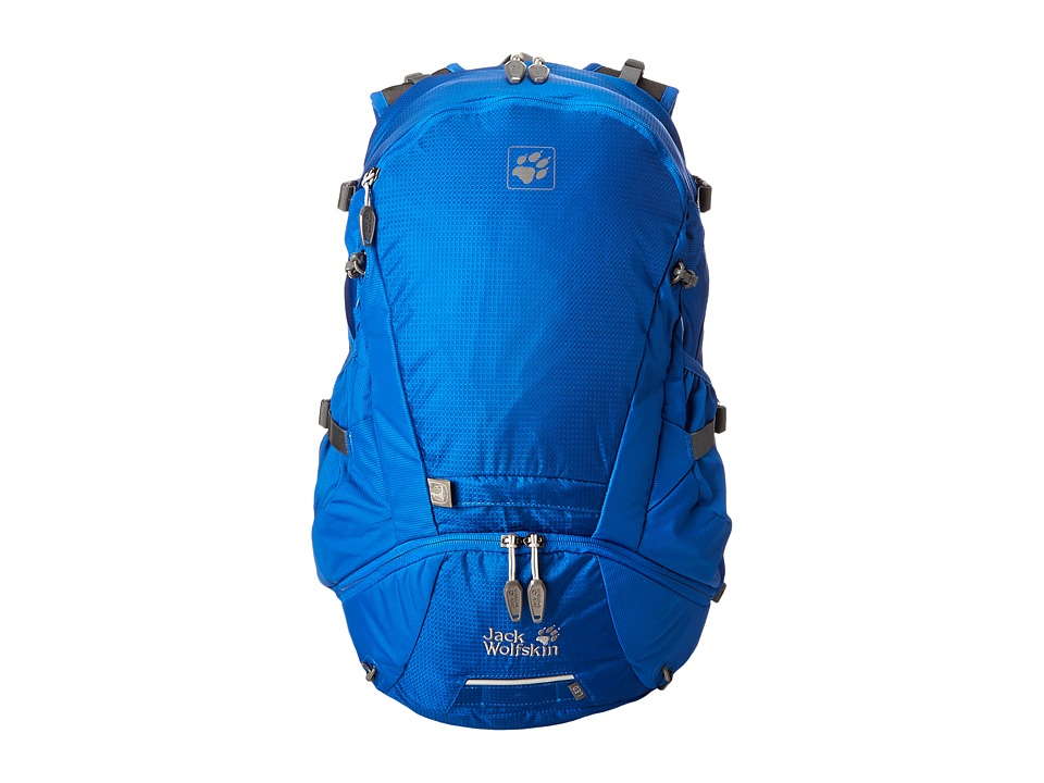 Jack Wolfskin - Moab Jam 30 (Classic Blue) Backpack Bags