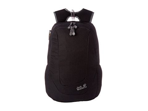 Jack Wolfskin - Central Pack (Black) Backpack Bags