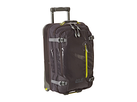 Jack Wolfskin - Railman 40 (Dark Steel) Backpack Bags