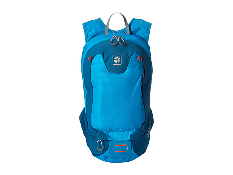 Jack Wolfskin - Speed Liner 15.5 (Turquoise) Backpack Bags