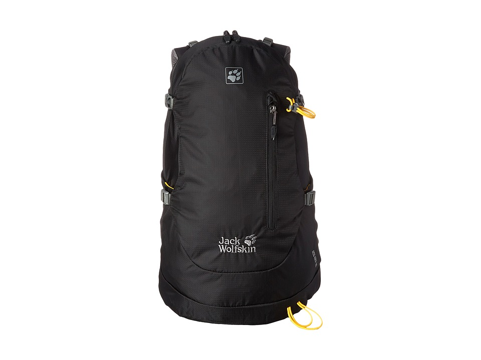 Jack Wolfskin - ACS Hike 20 Pack (Black) Backpack Bags