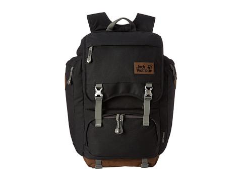 Jack Wolfskin - Northwood (Black) Backpack Bags
