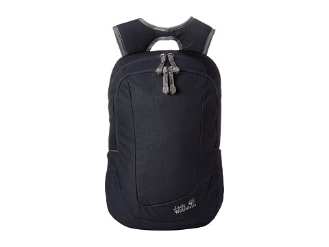 Jack Wolfskin - Central Pack (Night Blue) Backpack Bags