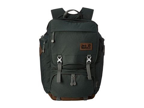 Jack Wolfskin - Northwood (Spruce) Backpack Bags