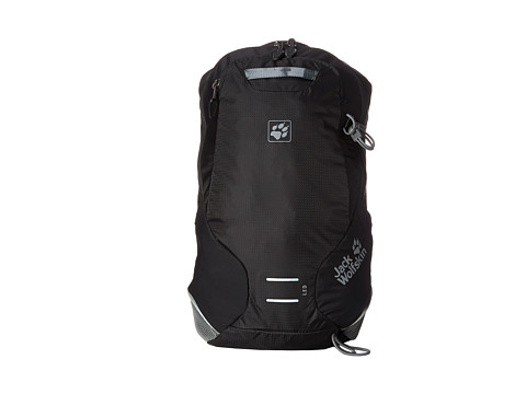 Jack Wolfskin - ACS Stratosphere 10 Pack (Black) Backpack Bags