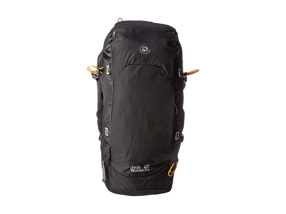Jack Wolfskin - EDS Dynamic Pro 38 Pack (Black) Backpack Bags