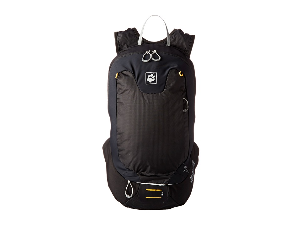 Jack Wolfskin - Speed Liner 15.5 (Black) Backpack Bags