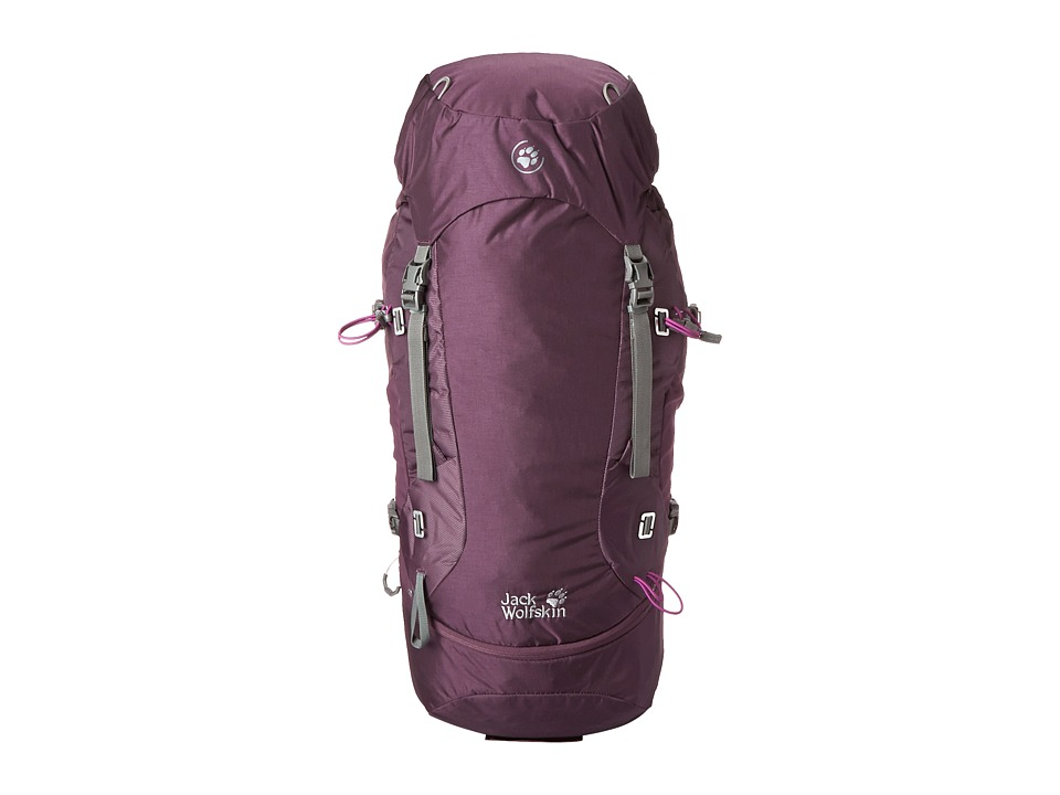 Jack Wolfskin - EDS Dynamic 38 Pack (Grapevine) Backpack Bags