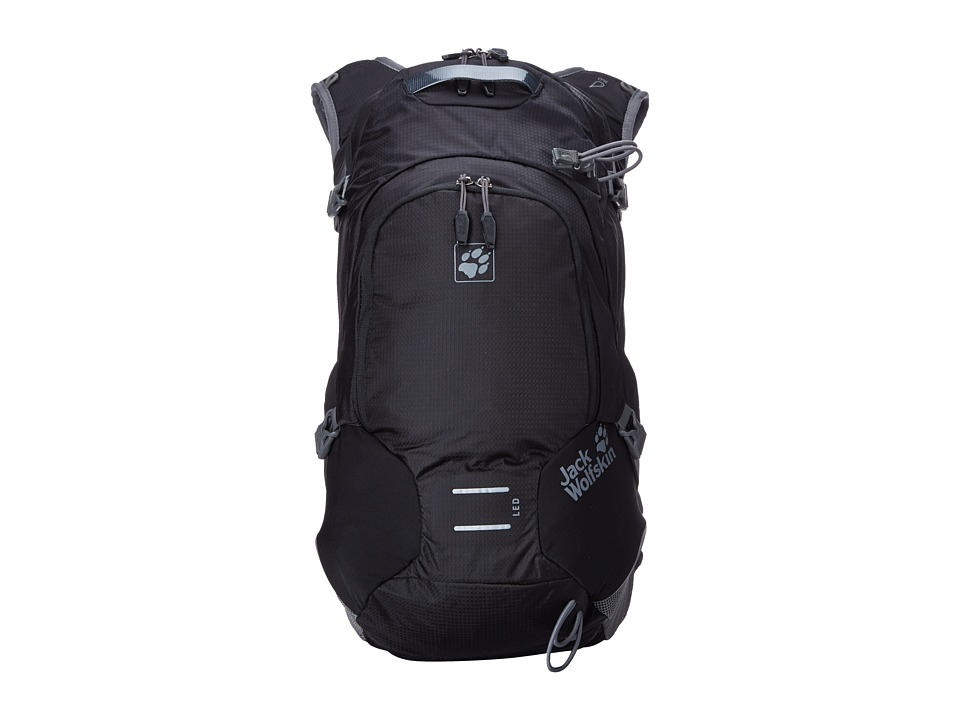 Jack Wolfskin - ACS Stratosphere 20 Pack (Black) Backpack Bags