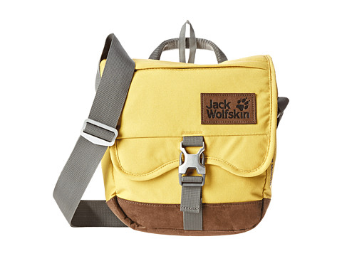 Jack Wolfskin - Warwick Ave (Yellow Moss) Backpack Bags