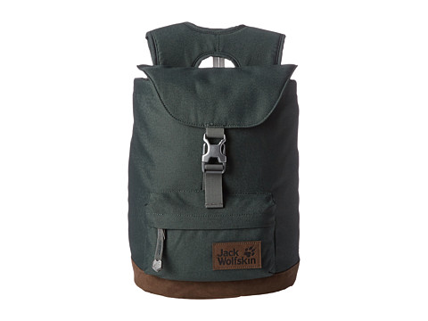 Jack Wolfskin - Queensbury (Spruce) Backpack Bags