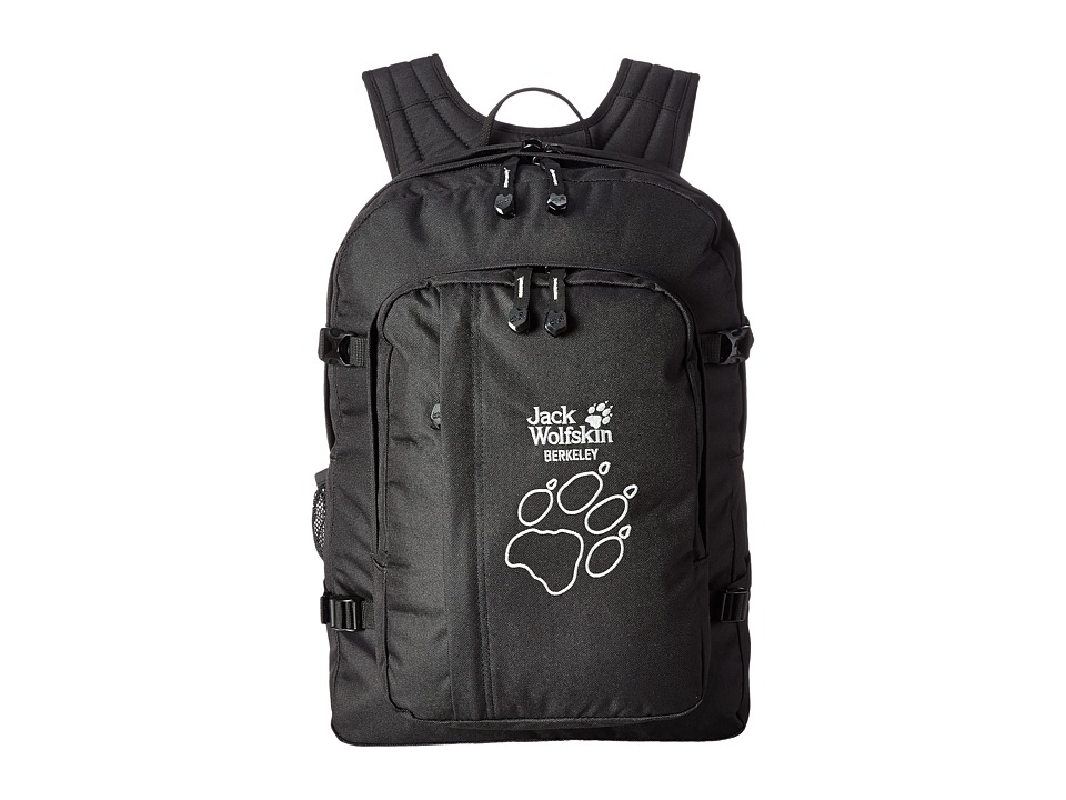 Jack Wolfskin - Berkeley (Black) Backpack Bags