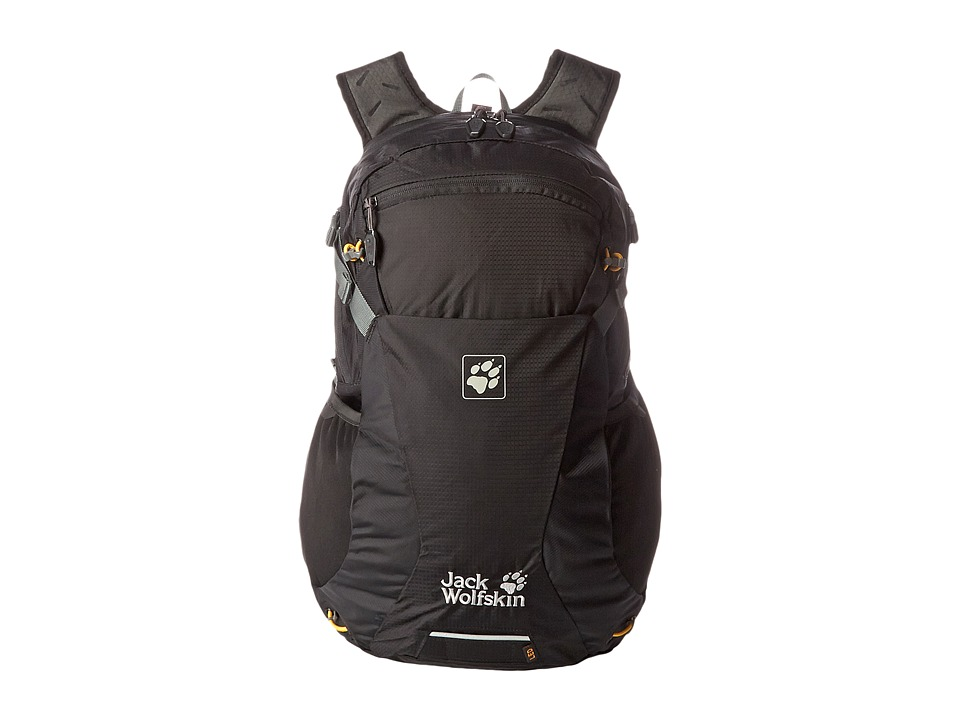 Jack Wolfskin - Moab Jam 24 (Black) Backpack Bags
