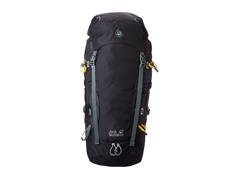 Jack Wolfskin - EDS Dynamic 48 Pack (Black) Backpack Bags