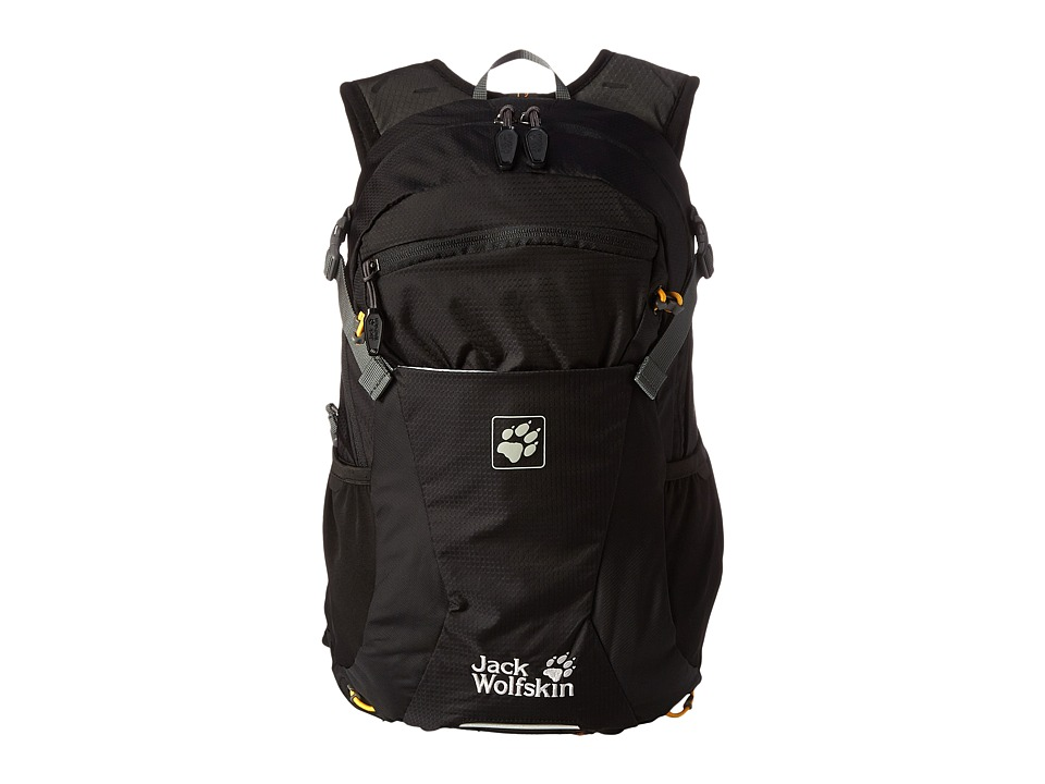 Jack Wolfskin - Moab Jam 18 (Black) Backpack Bags