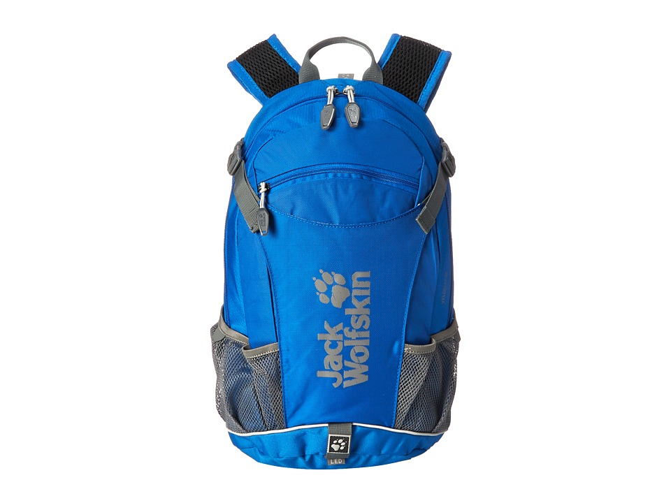 Jack Wolfskin - Velocity 12 (Classic Blue) Backpack Bags