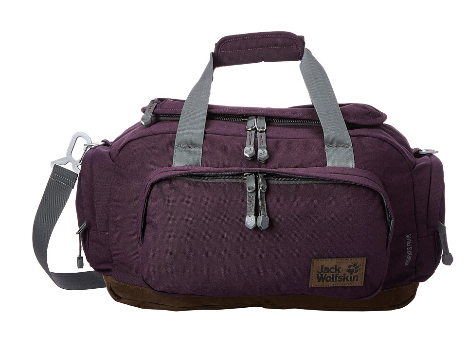 Jack Wolfskin - Regents Park (Grapevine) Backpack Bags