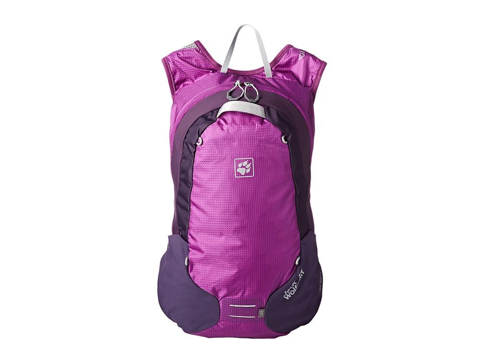 Jack Wolfskin - Rock Surfer 18.5 (Hyacinth) Backpack Bags