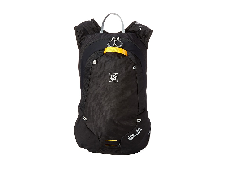 Jack Wolfskin - Rock Surfer 18.5 (Black) Backpack Bags