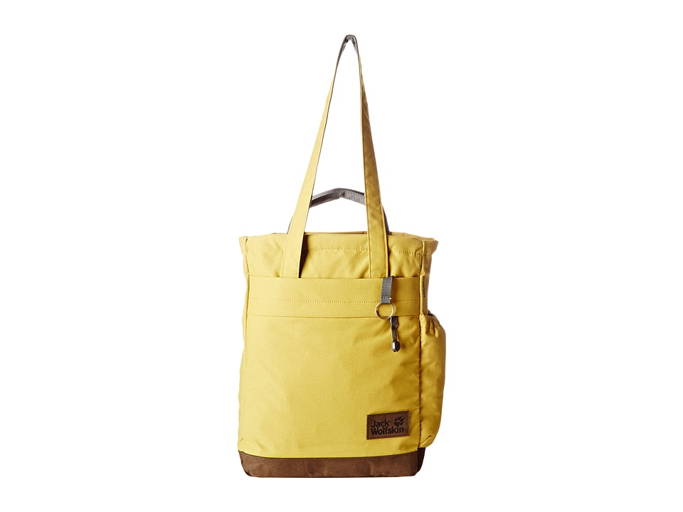 Jack Wolfskin - Piccadilly (Yellow Moss) Backpack Bags