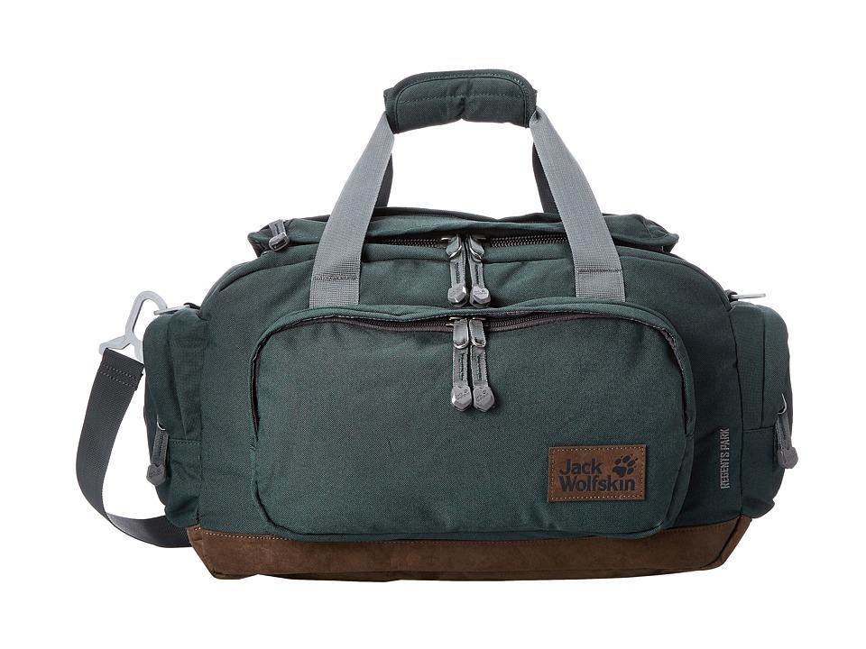 Jack Wolfskin - Regents Park (Spruce) Backpack Bags