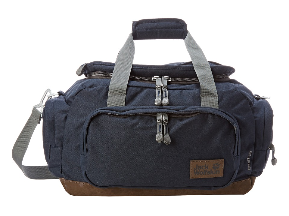 Jack Wolfskin - Regents Park (Night Blue) Backpack Bags