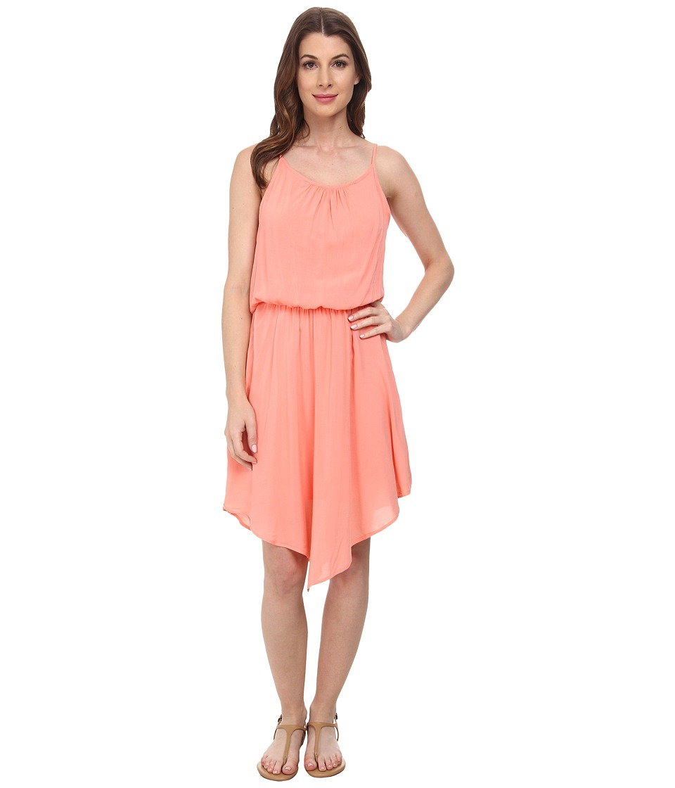 Splendid - Rayon Voile Dress (Sunrise) Women's Dress